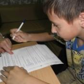 Дзержинских детей учат доверять