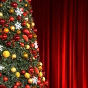 Новогодние ёлки Дзержинска и Нижнего Новгорода