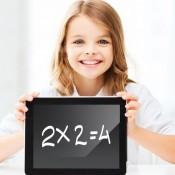 Заниматься с детьми математикой лучше перед сном