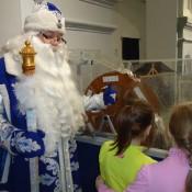 Музей занимательных наук «Кварки» подготовил познавательную новогоднюю программу