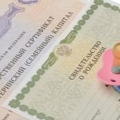 Правительство поддержало продление маткапитала на пять лет