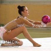 В Дзержинске пройдет первенство города по художественной гимнастике